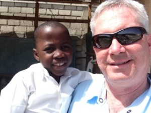 Robert in Haiti