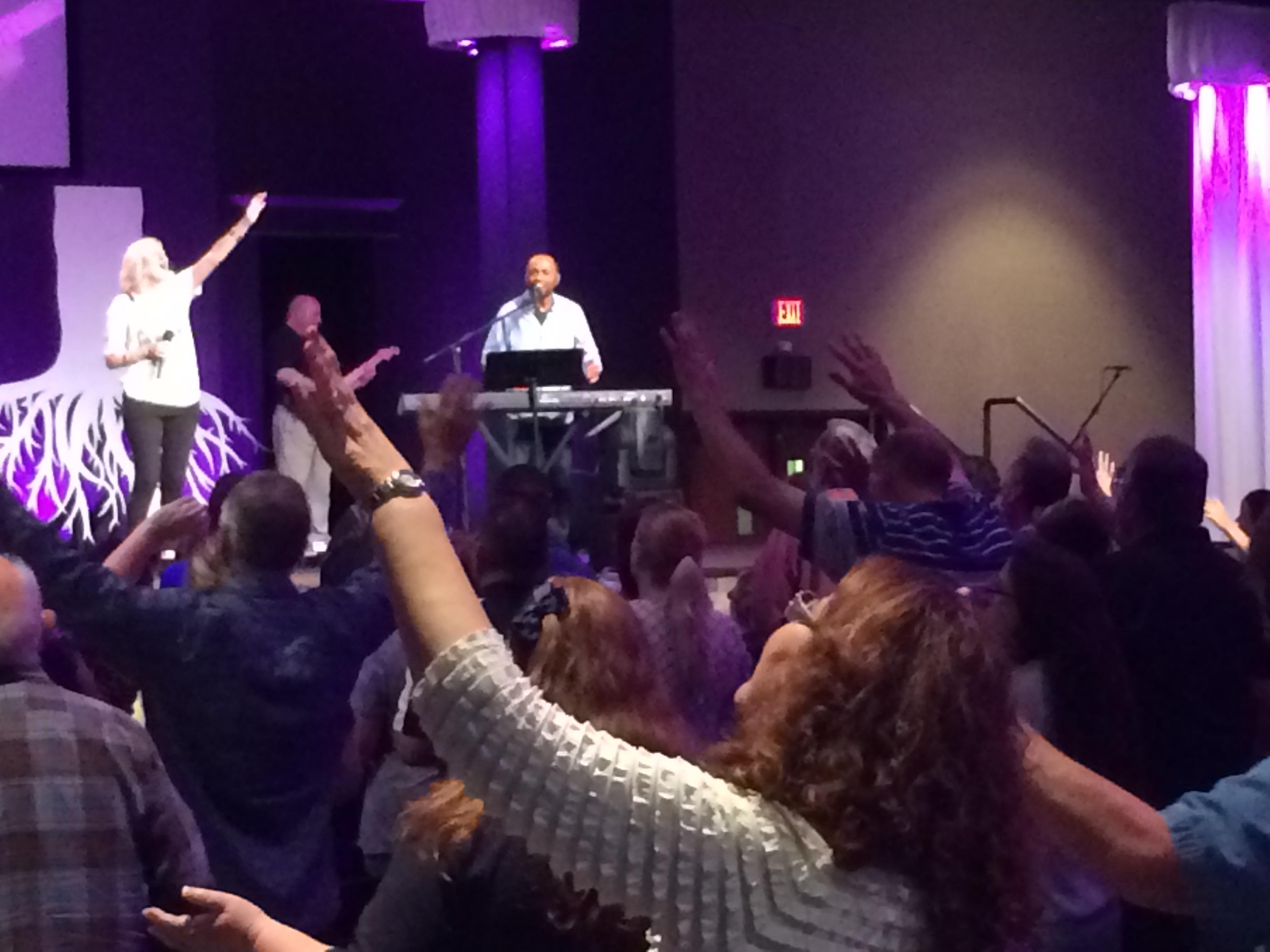 Night of Worship and Prayer Outline – JohnJFrady com